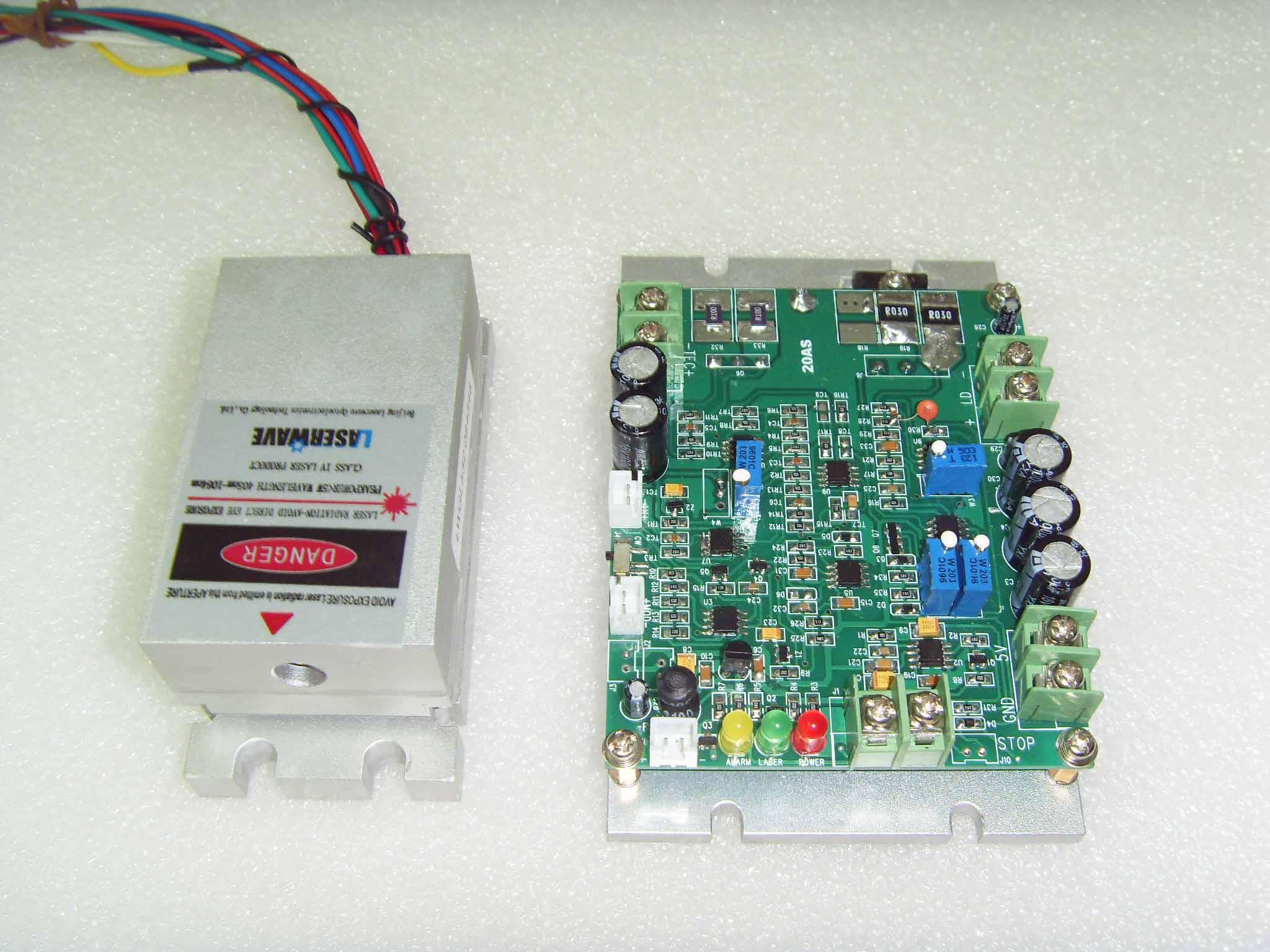 绿光系列激光器